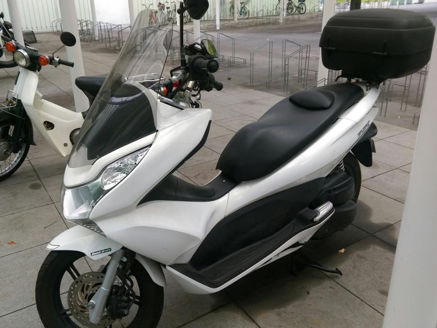 バイク免許の種類【AT限定二輪免許】